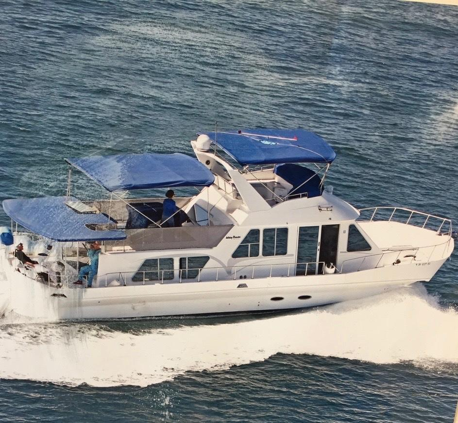 2008 Holiday Mansion Cruiser Power Boat For Sale Www