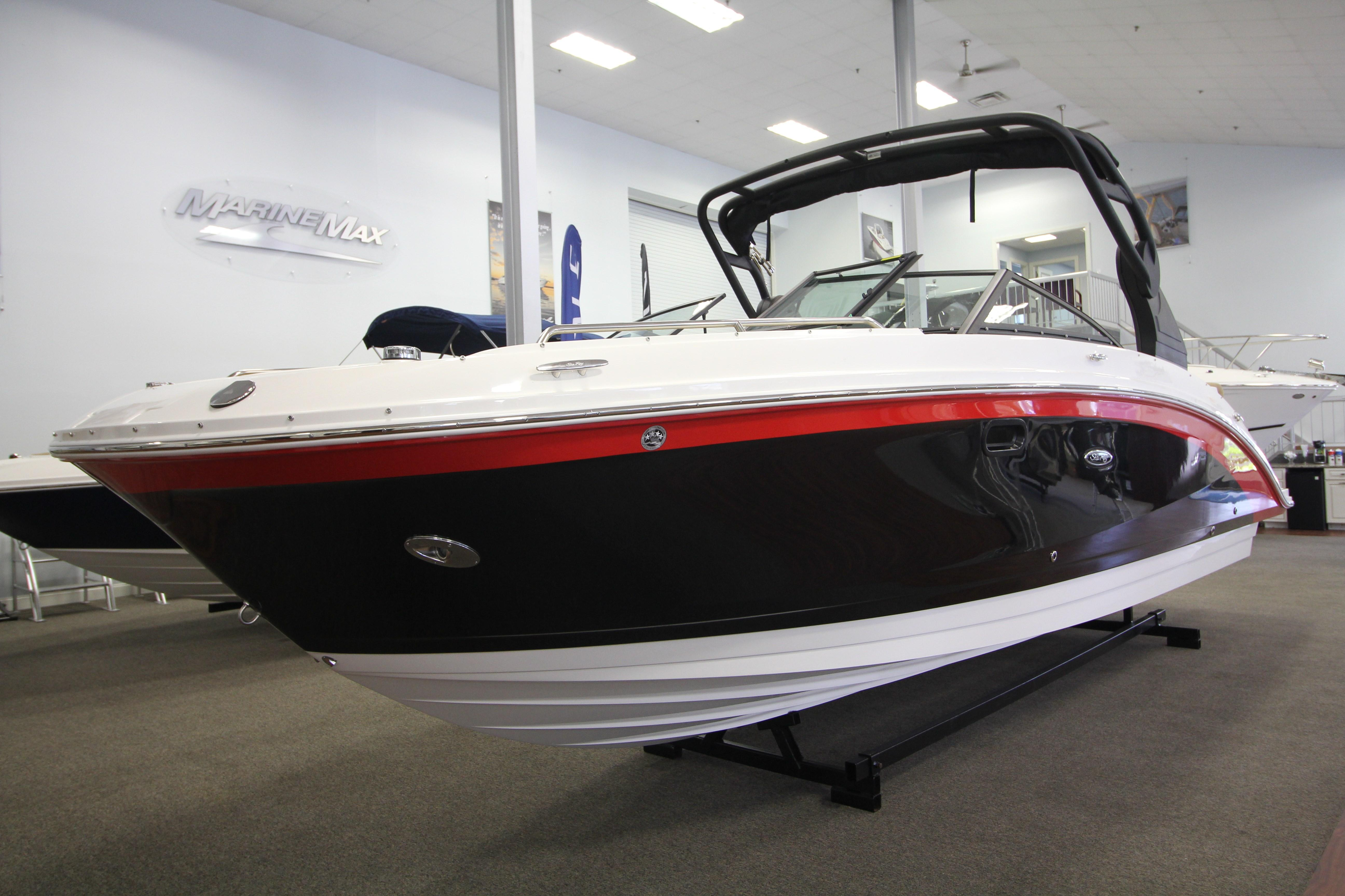2018 Sea Ray SDX 270 Power Boat For Sale Wwwyachtworldcom