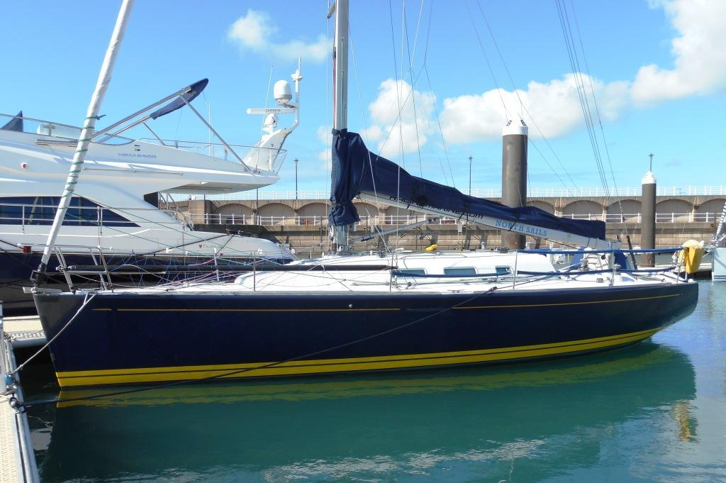 2000 Beneteau First 407 Sail Boat For Sale Www