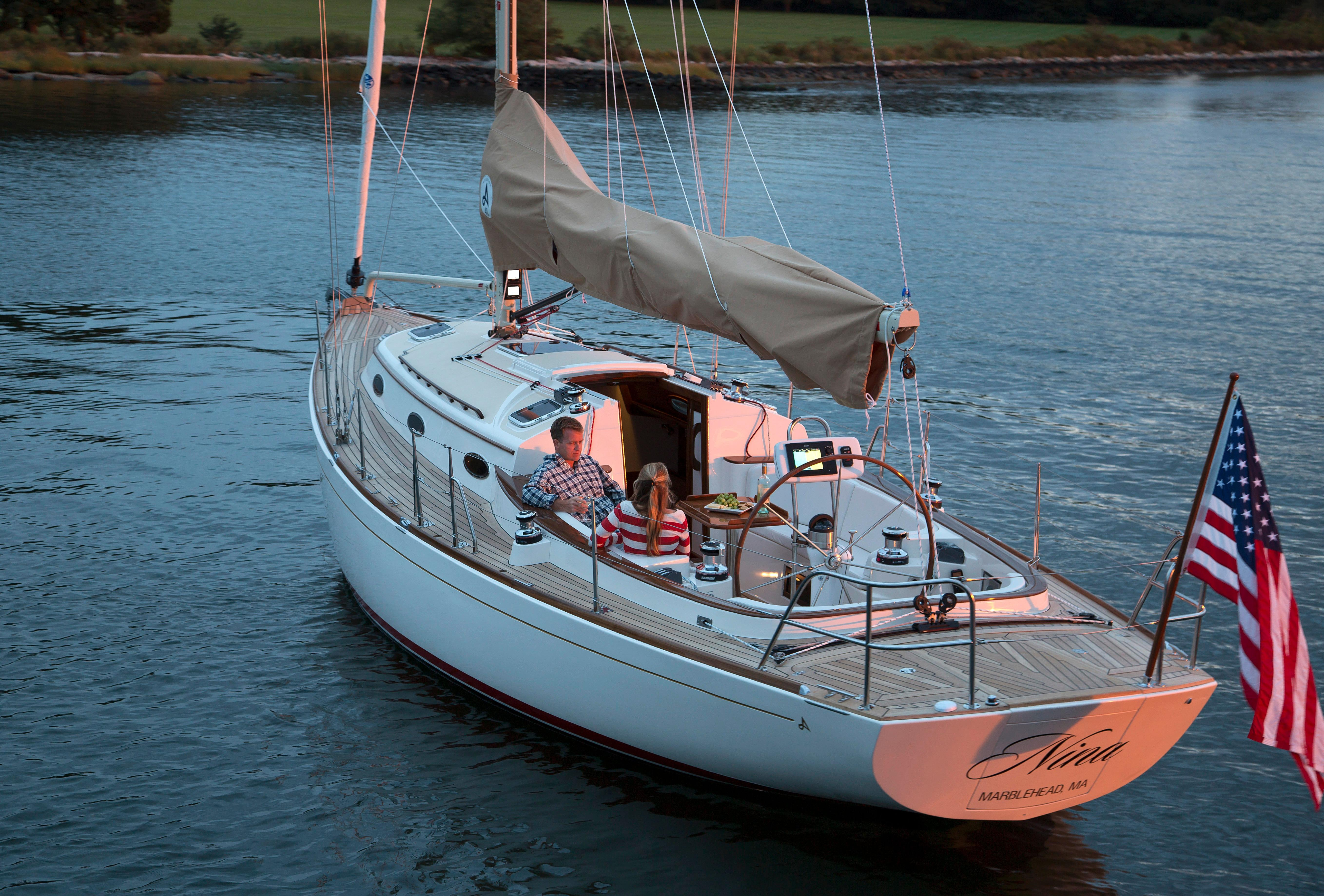 2014 Alerion 41 Sail Boat For Sale Wwwyachtworldcom