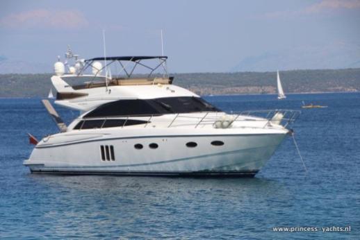 Princess 54 Flybridge Boats For Sale YachtWorld