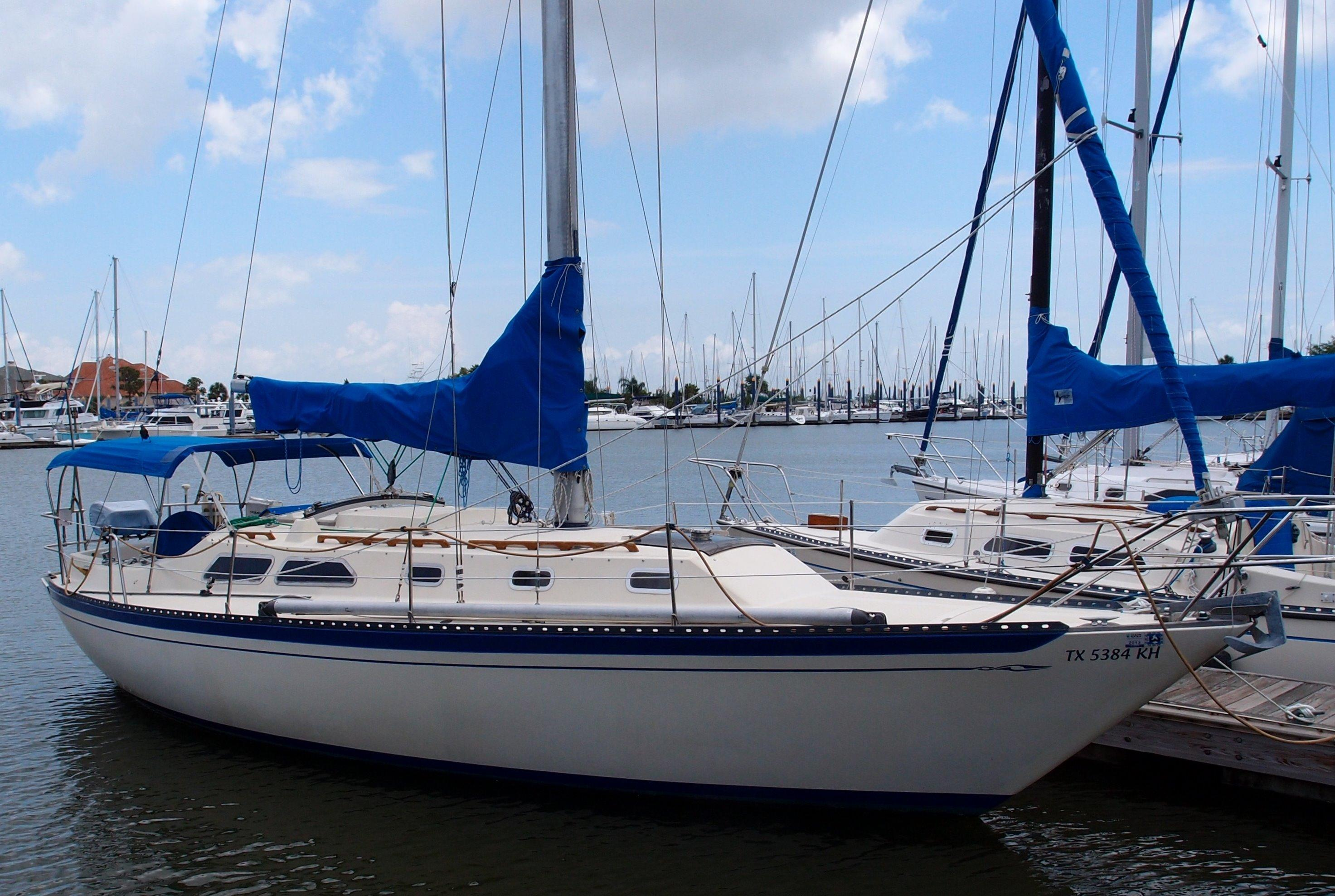 1977 Islander 36 Sail Boat For Sale - www.yachtworld.com