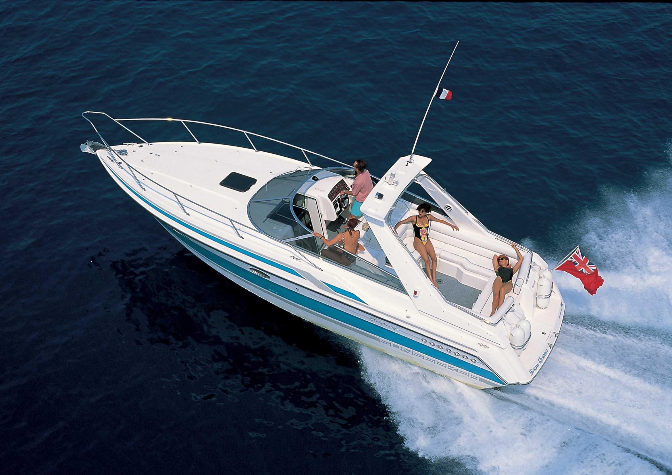 1992 Sunseeker Portofino 32 Power Boat For Sale Www
