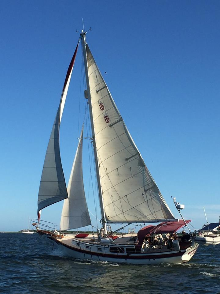 1979 Downeaster Cutter Sail Boat For Sale Wwwyachtworldcom