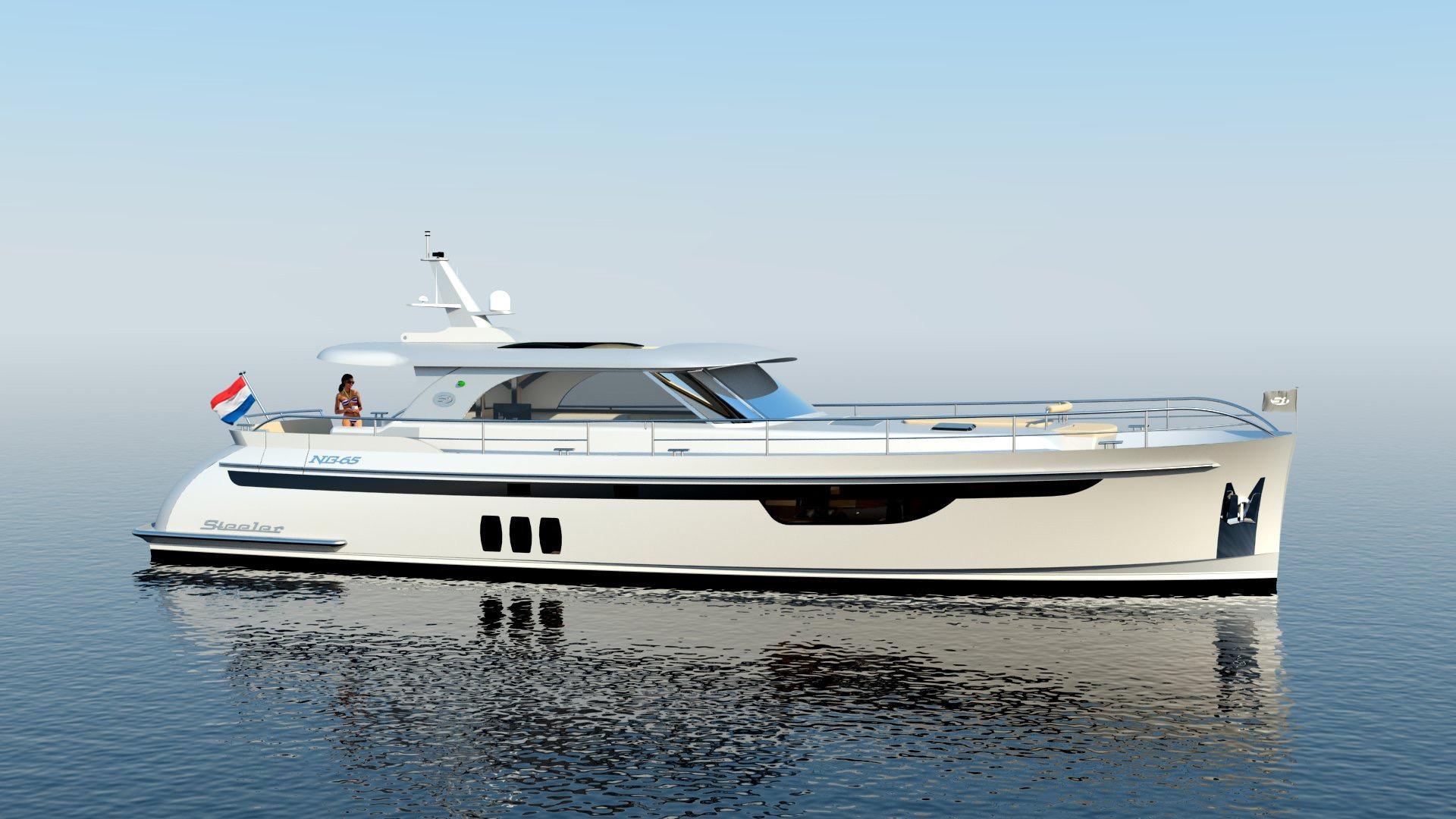 2020 Steeler NG 65 S Power Boat For Sale Wwwyachtworldcom