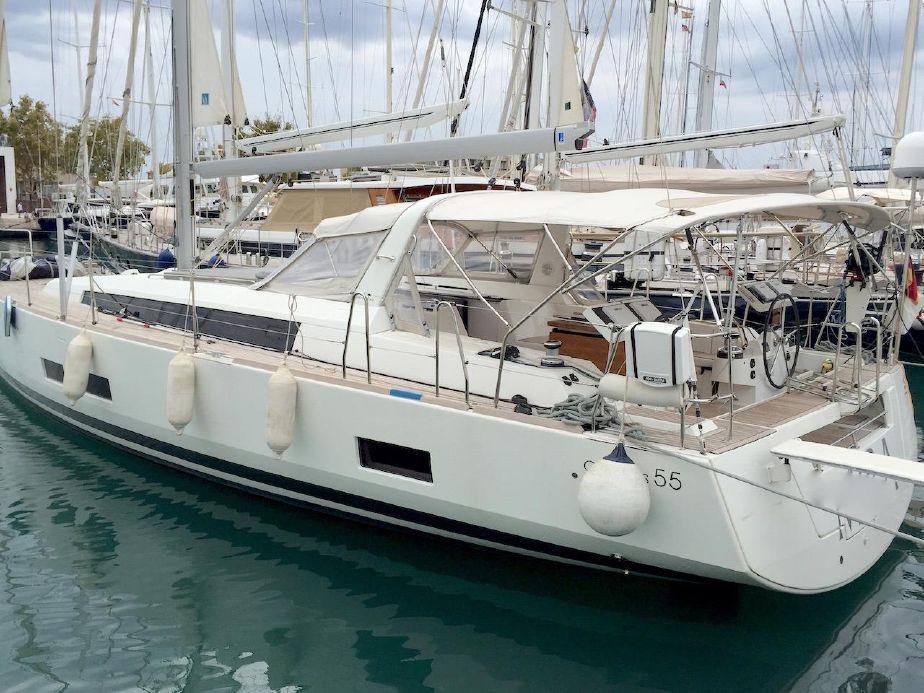 2013 Beneteau Oceanis 55 Sail Boat For Sale Www