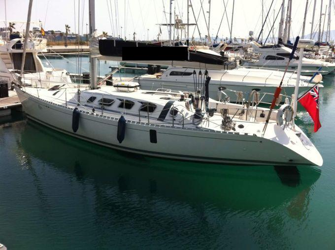1989 Beneteau First 415 Sail Boat For Sale Www