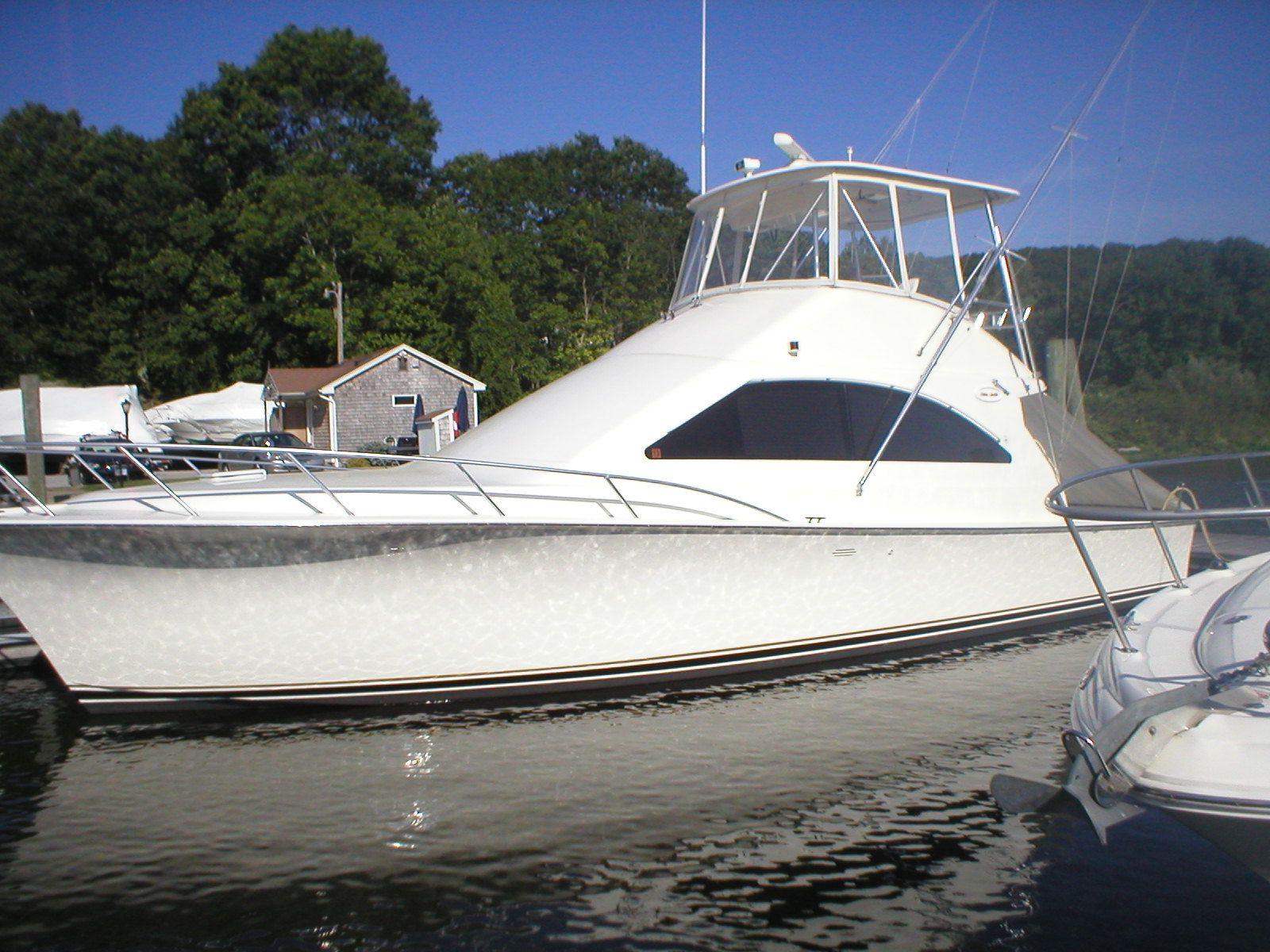 2004 Ocean 43 Super Sport Power Boat For Sale Www