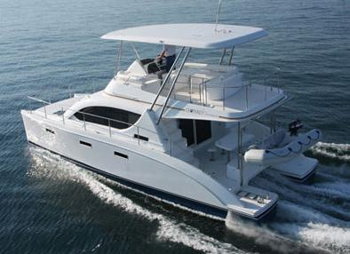 Leopard 37 PowerCat Boats For Sale YachtWorld