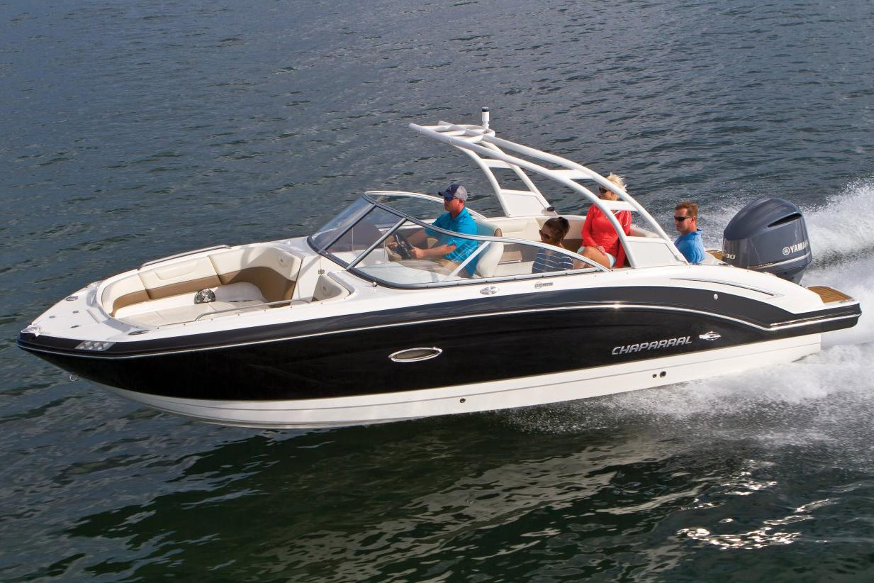 2019 Chaparral 250 Suncoast Power Boat For Sale Www