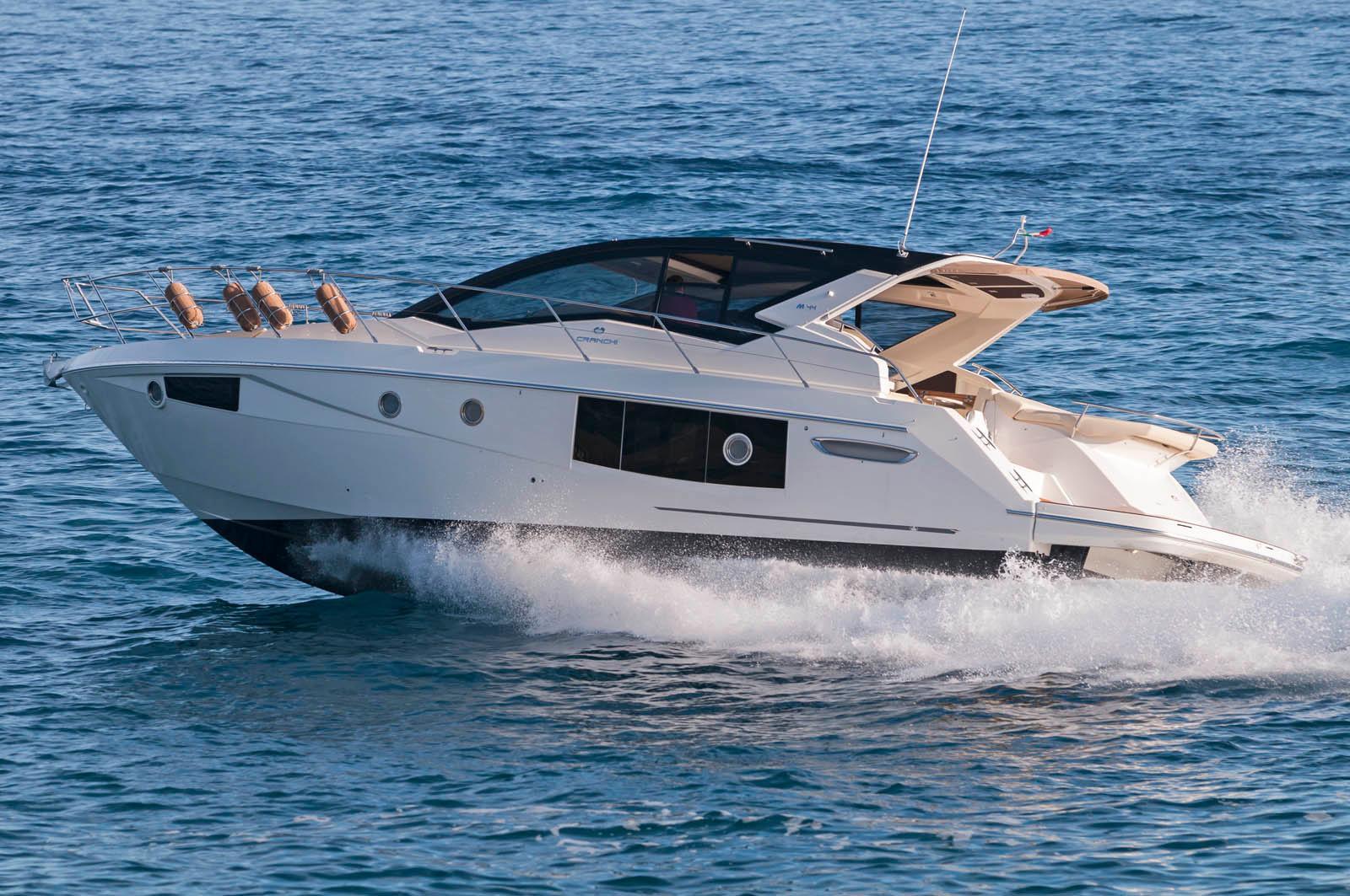 2017 Cranchi M44 HT Power Boat For Sale Wwwyachtworldcom