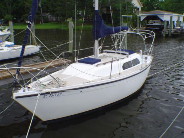 1976 Ericson Sloop Sail Boat For Sale Wwwyachtworldcom