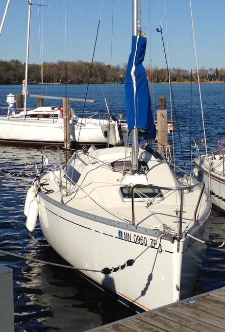 1987 Beneteau First 235 Sail Boat For Sale Www