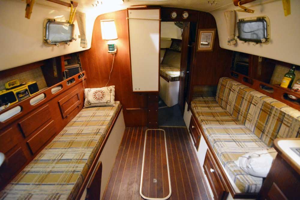 1978 Hunter 30 Sail Boat For Sale