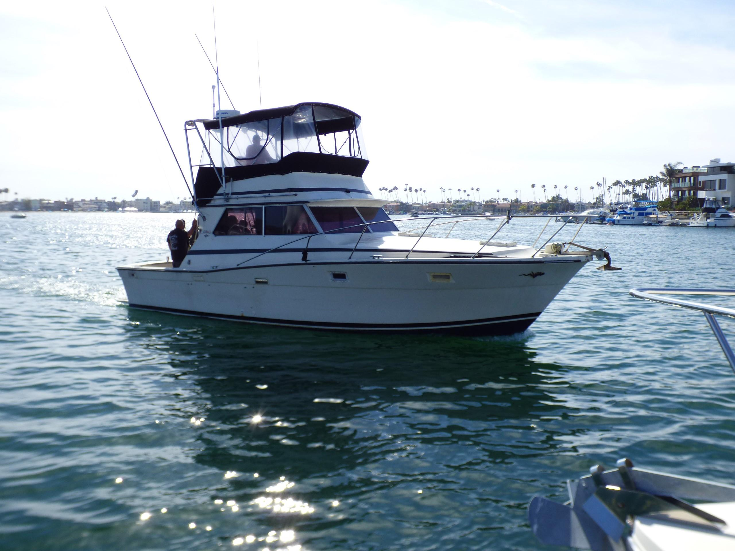 1976 Viking 35 Convertible Power Boat For Sale Www