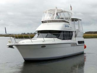 Carver 350 Aft Cabin Boats For Sale YachtWorld