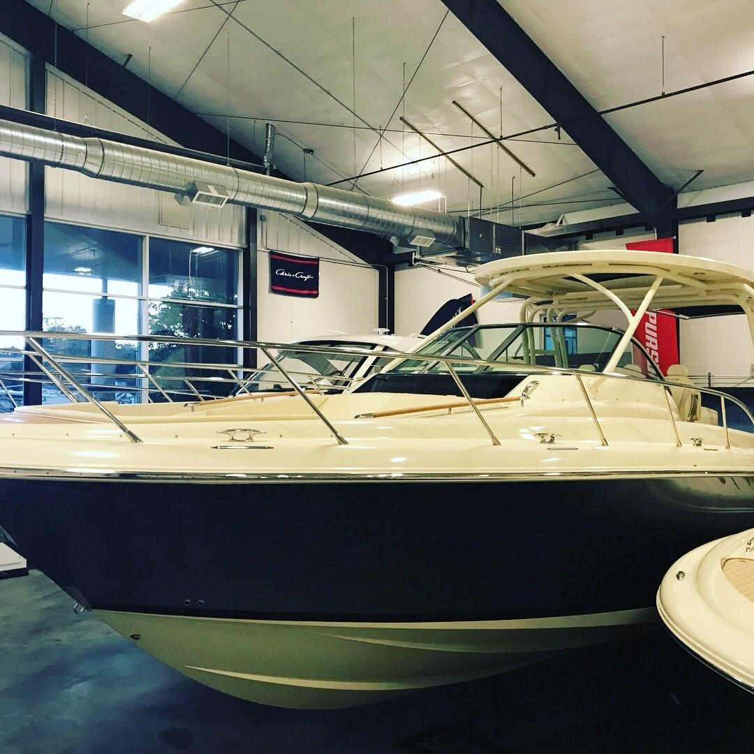 2017 Chris Craft Launch 36 Power Boat For Sale Www