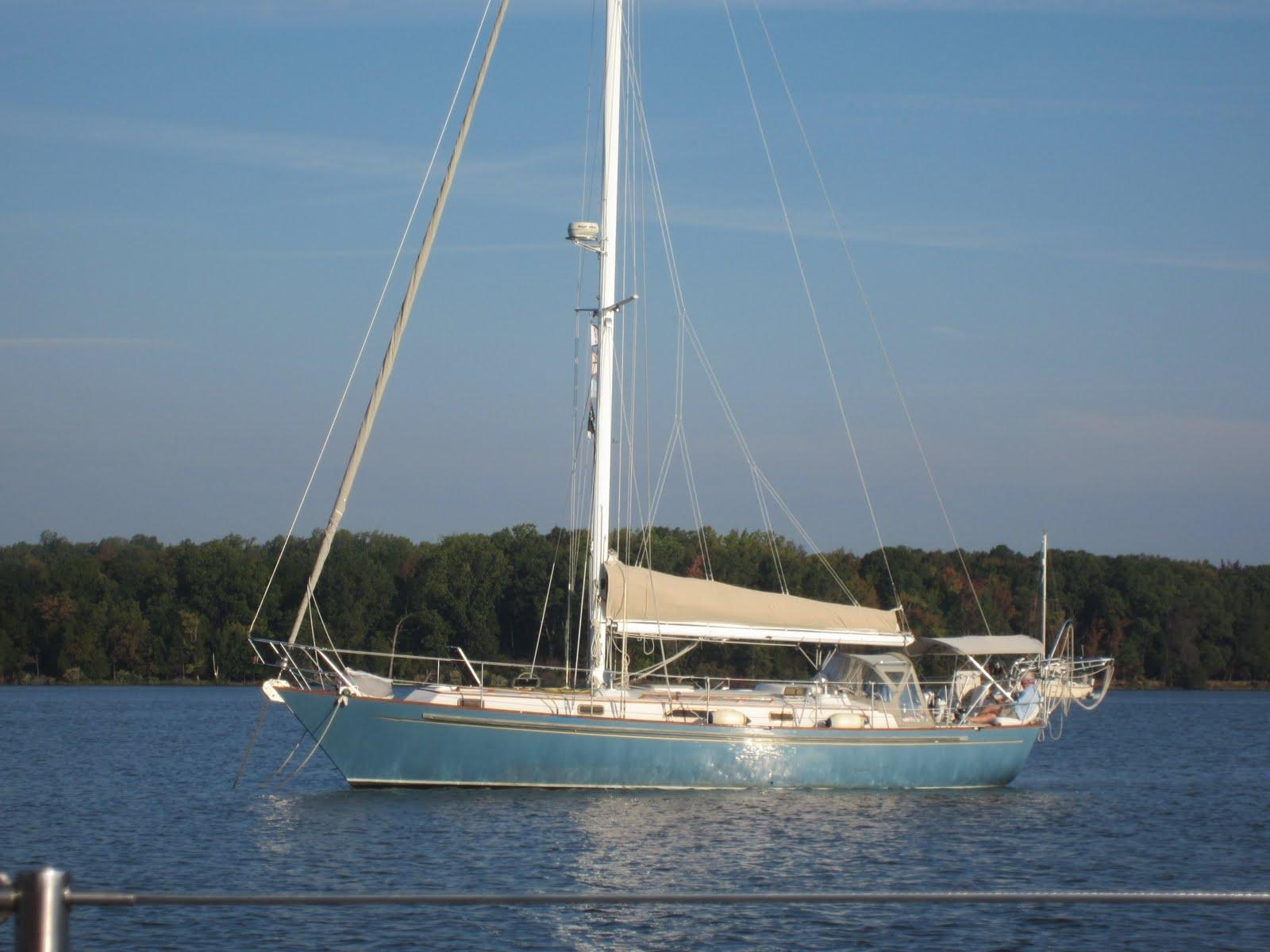 1984 Passport 40 Sail Boat For Sale Wwwyachtworldcom