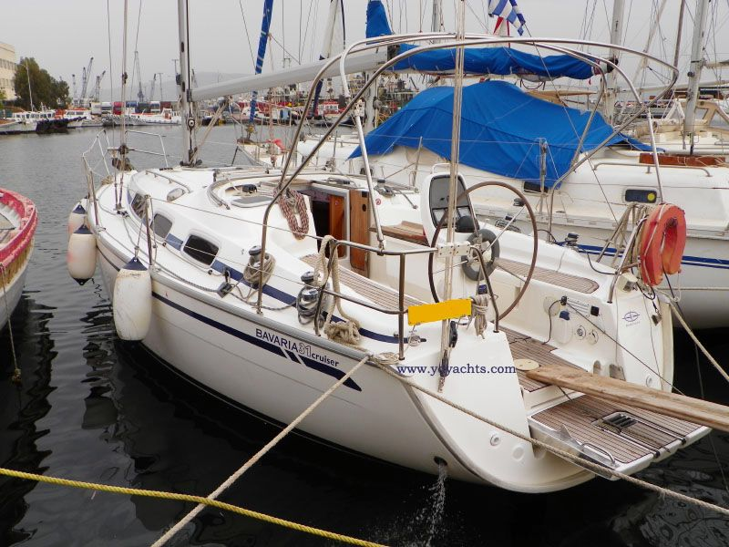 2007 Bavaria 31 Cruiser Sail Boat For Sale Www