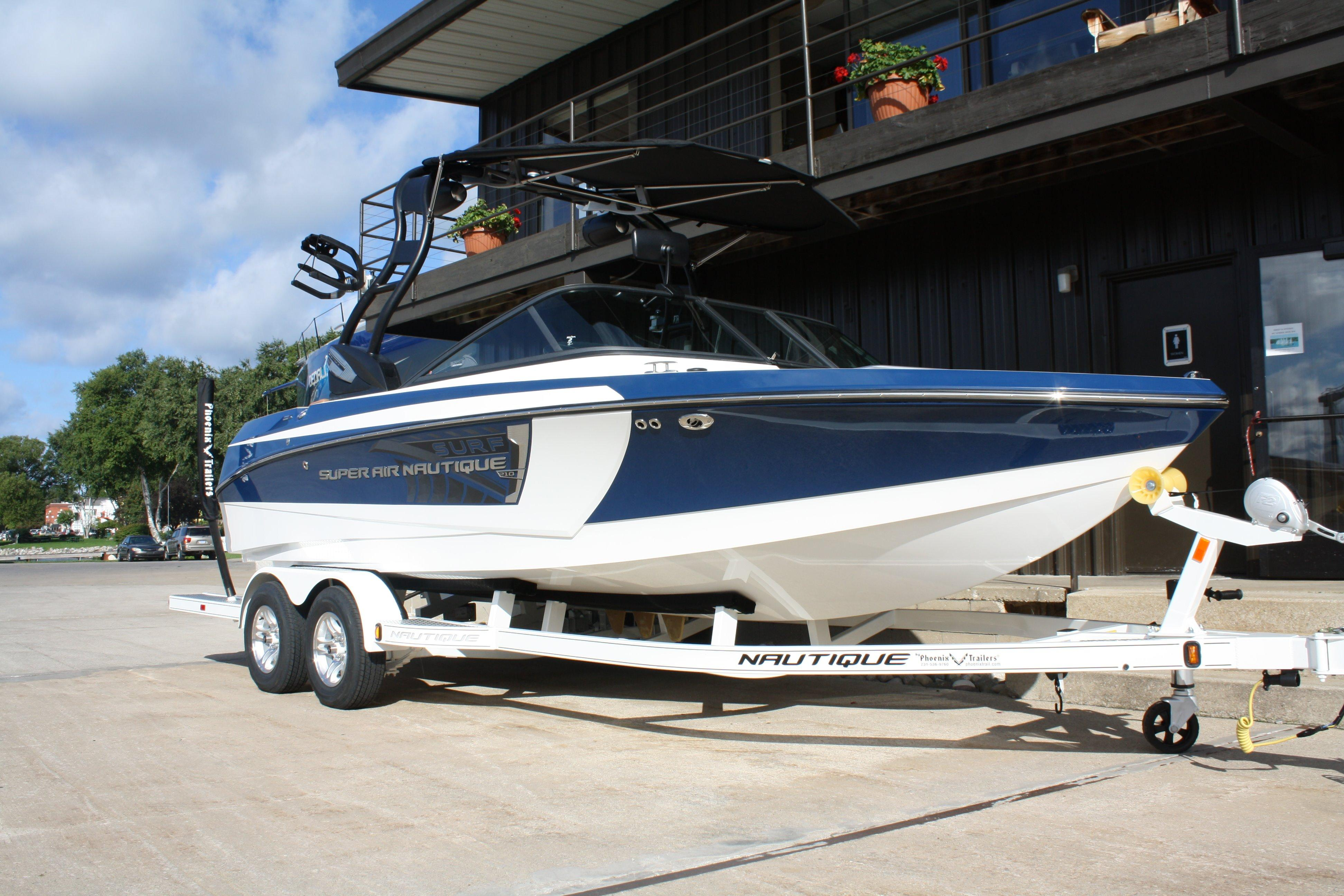 2017 Nautique Super Air Nautique 210 Power Boat For Sale