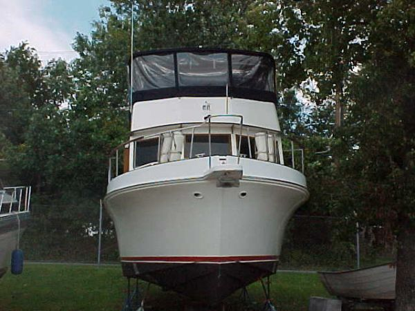 1979 Ocean Trawler Power Boat For Sale Wwwyachtworldcom
