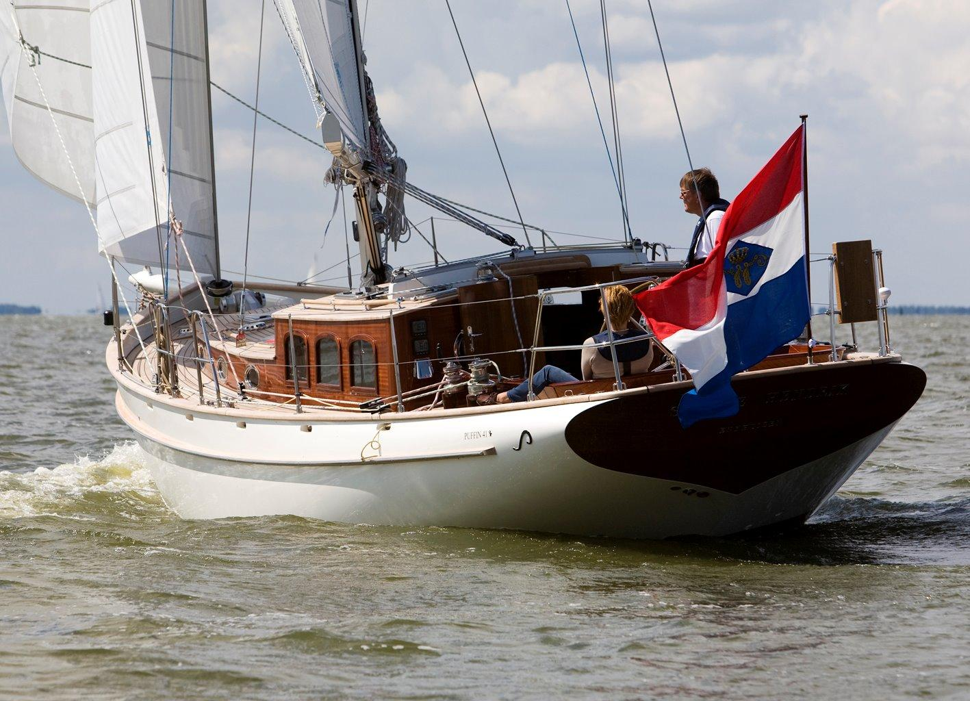 2008 Puffin 41 Sail Boat For Sale Wwwyachtworldcom