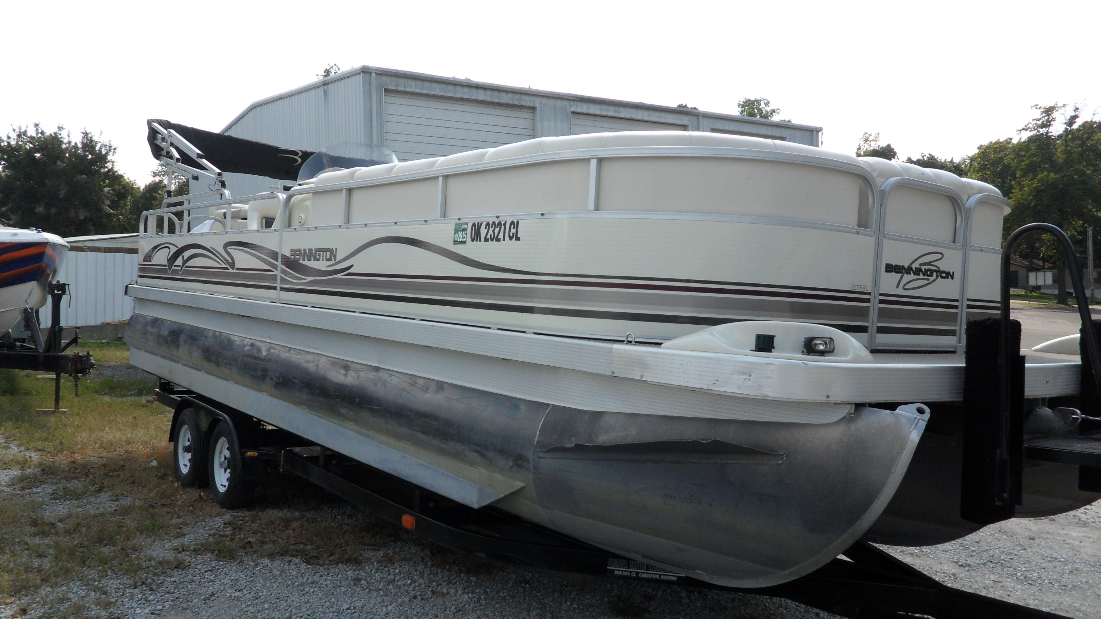 Bennington Boat Listings