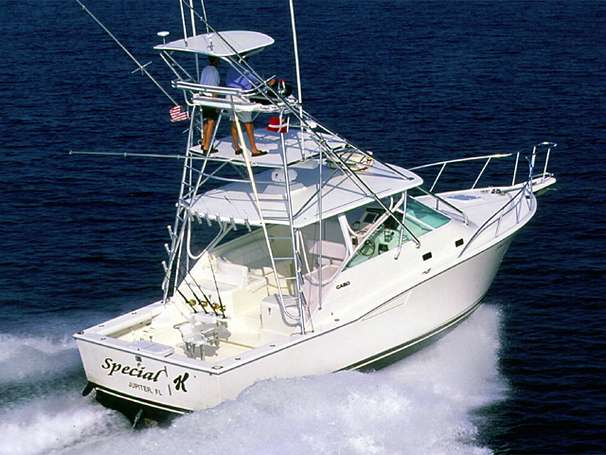 1999 Cabo 35 Express Power Boat For Sale Wwwyachtworldcom