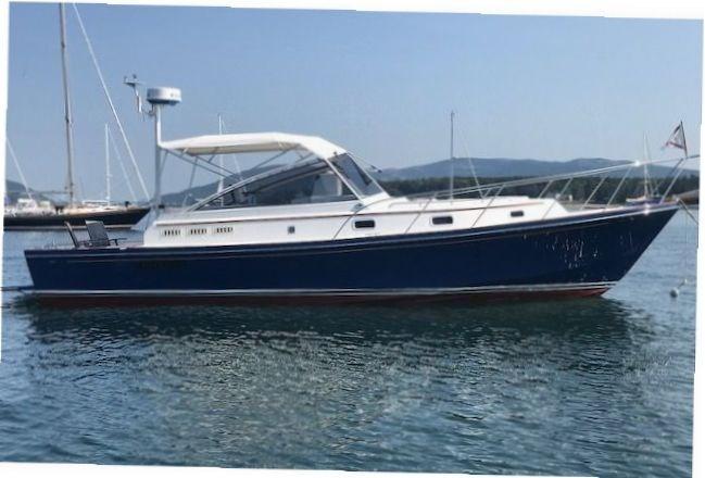 1997 Little Harbor WhisperJet 36 Power New And Used Boats