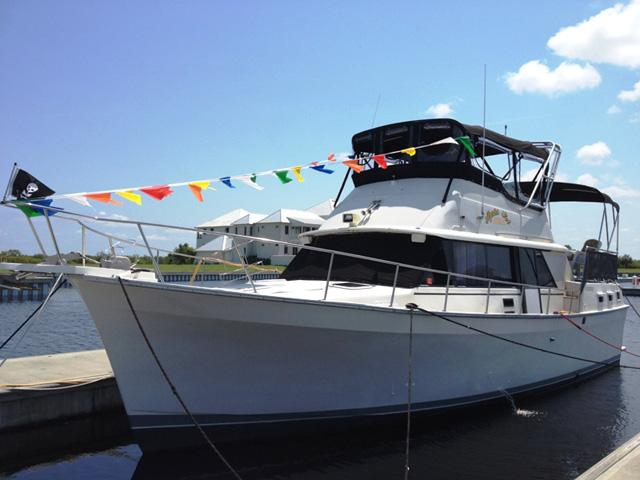 1988 Mainship Double Cabin Power Boat For Sale Www