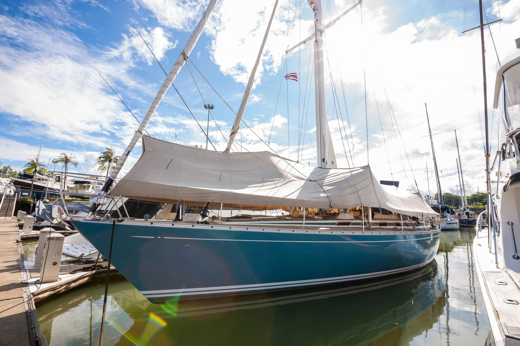 1989 Swan 61 Sail Boat For Sale Wwwyachtworldcom