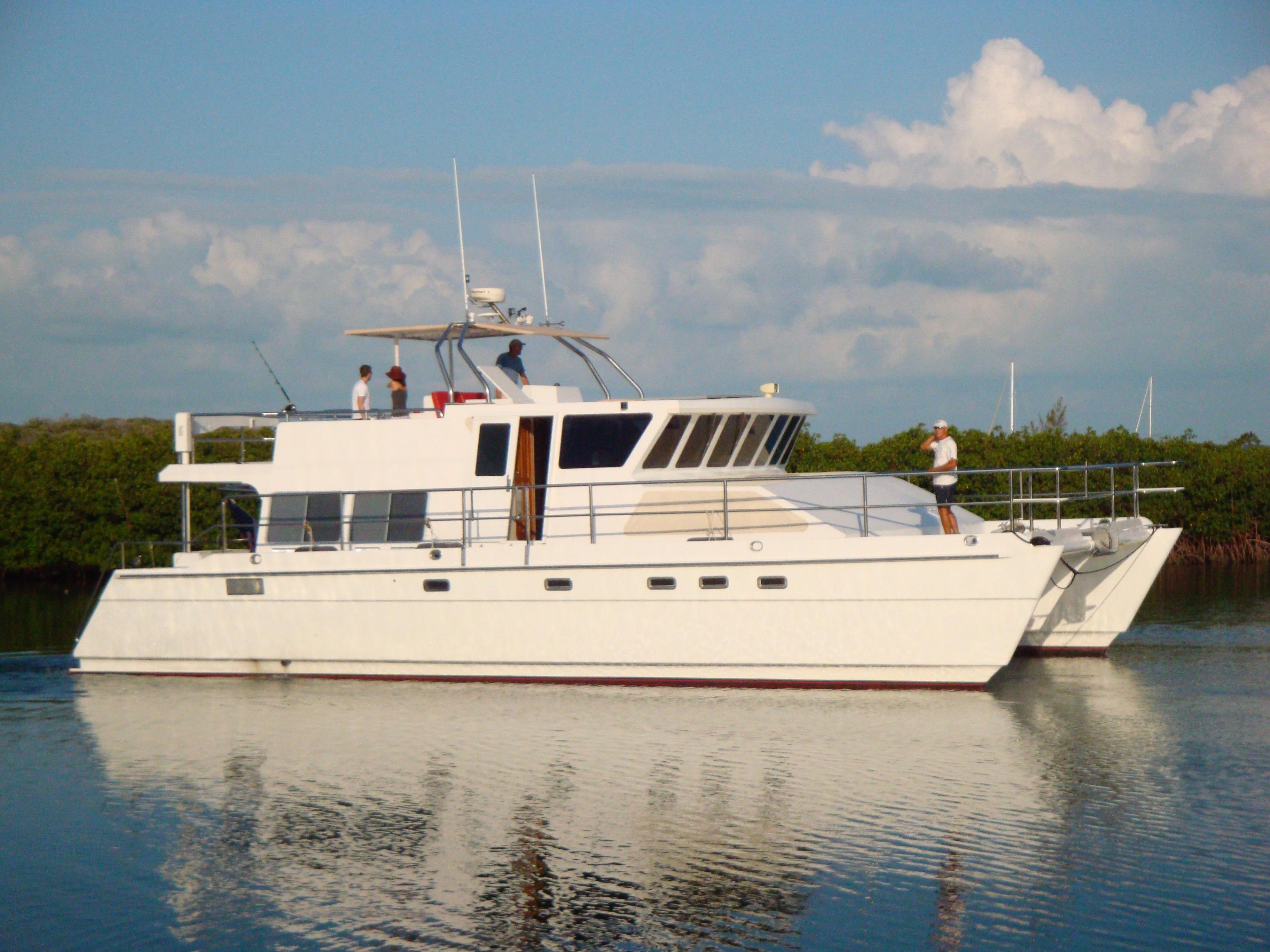 2006 Malcolm Tennant Power Catamaran Power Boat For Sale