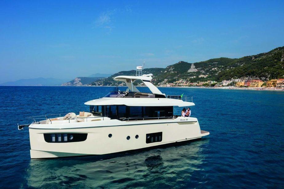 2018 Absolute NAVETTA 52 Power Boat For Sale Www
