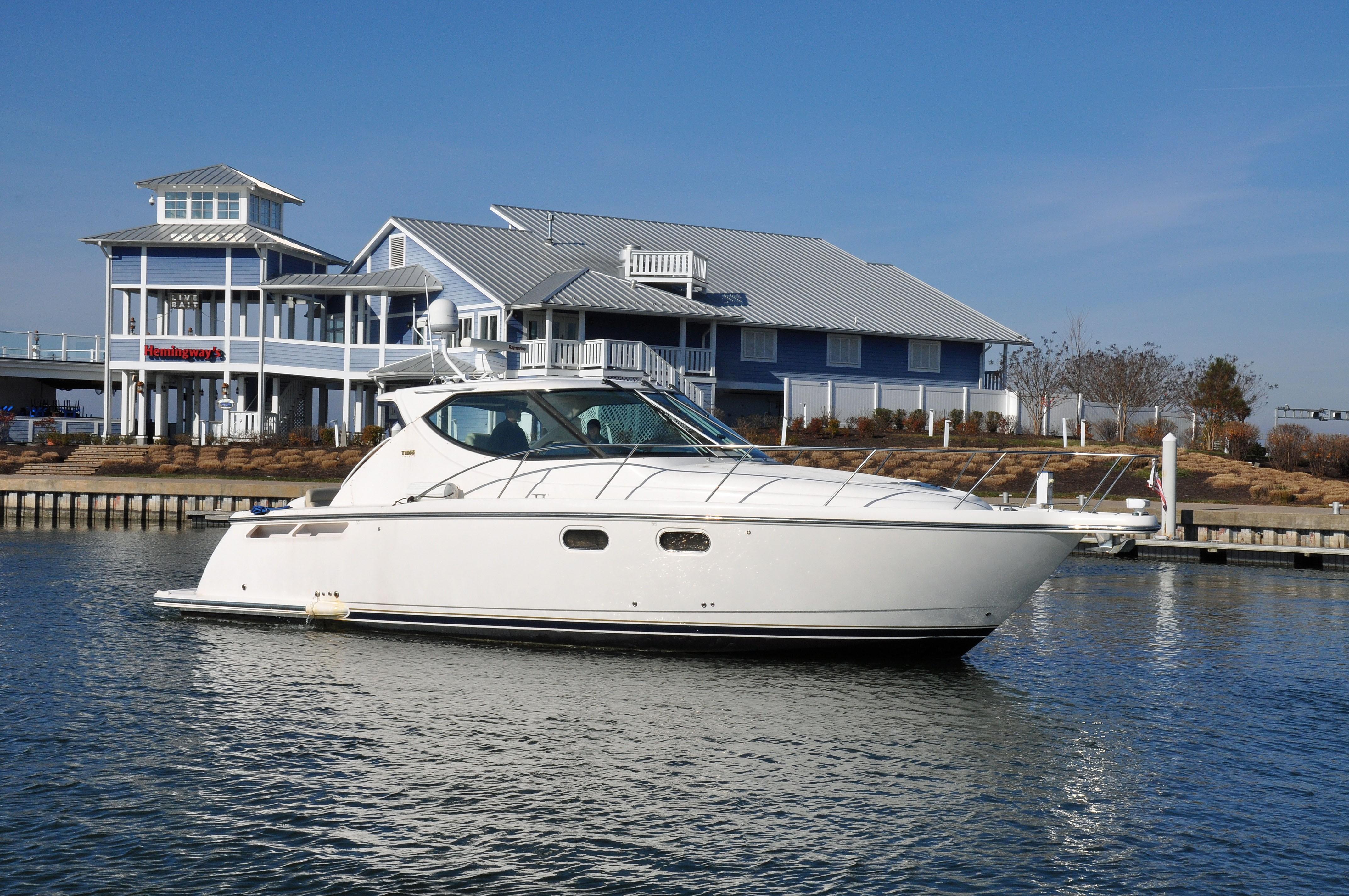2008 Tiara 3900 Sovran Power Boat For Sale Www