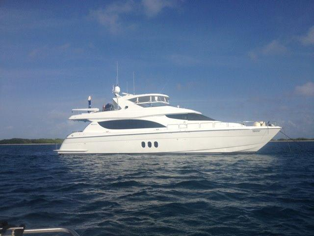 2006 Hatteras 80 Motor Yacht Power New And Used Boats For Sale