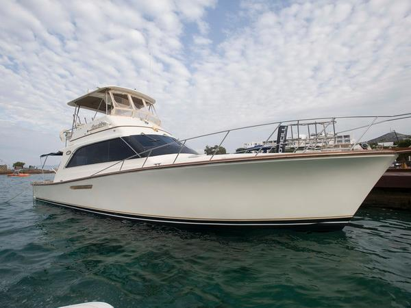 1988 Ocean Yachts 48 Super Sport Power Boat For Sale Www