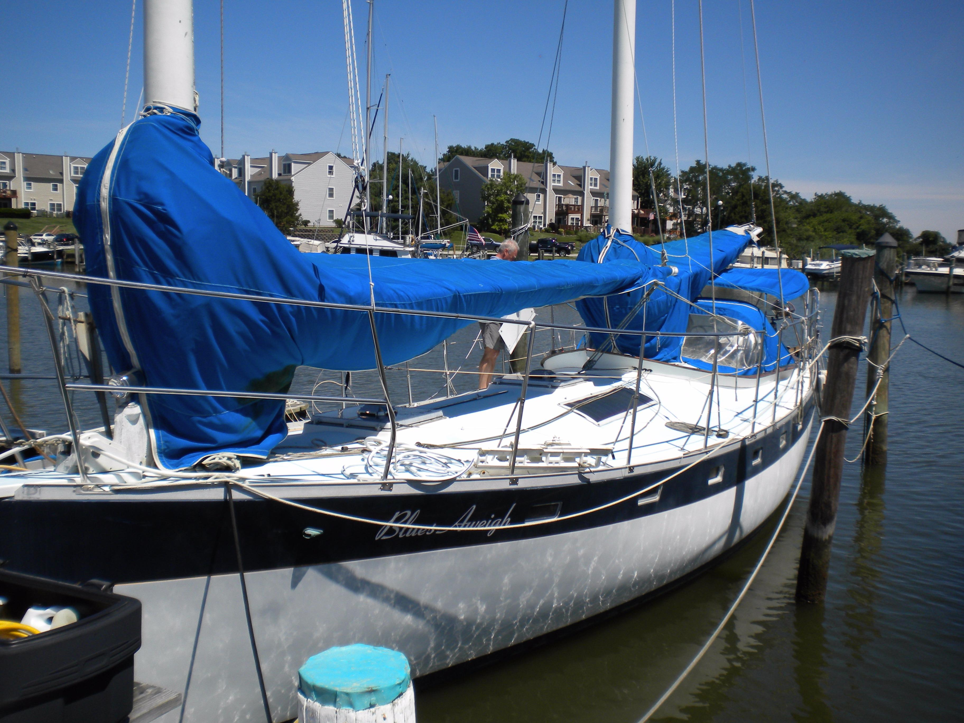 1981 Freedom Yachts Cat Ketch Sail New And Used Boats For Sale