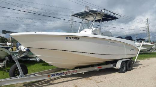 Boston Whaler 270 Outrage Boats For Sale YachtWorld