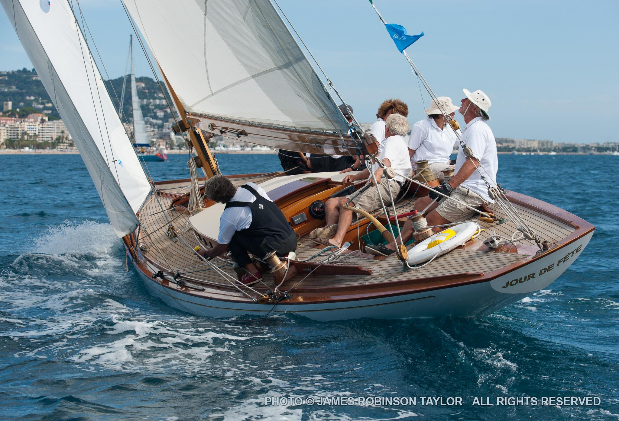 1930 Frank Paine Q Class By Lawley Sail Boat For Sale