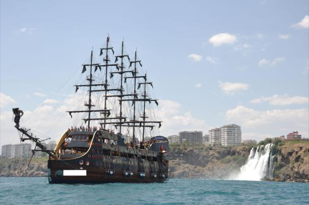 2012 Pirate Ship Power Boat For Sale Wwwyachtworldcom