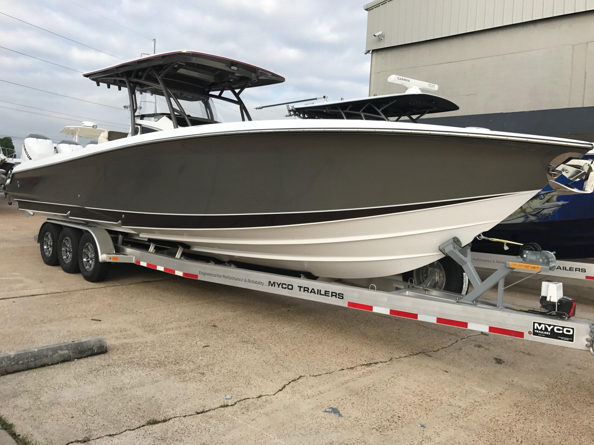 2017 Nor Tech 340 Center Console Power Boat For Sale Www