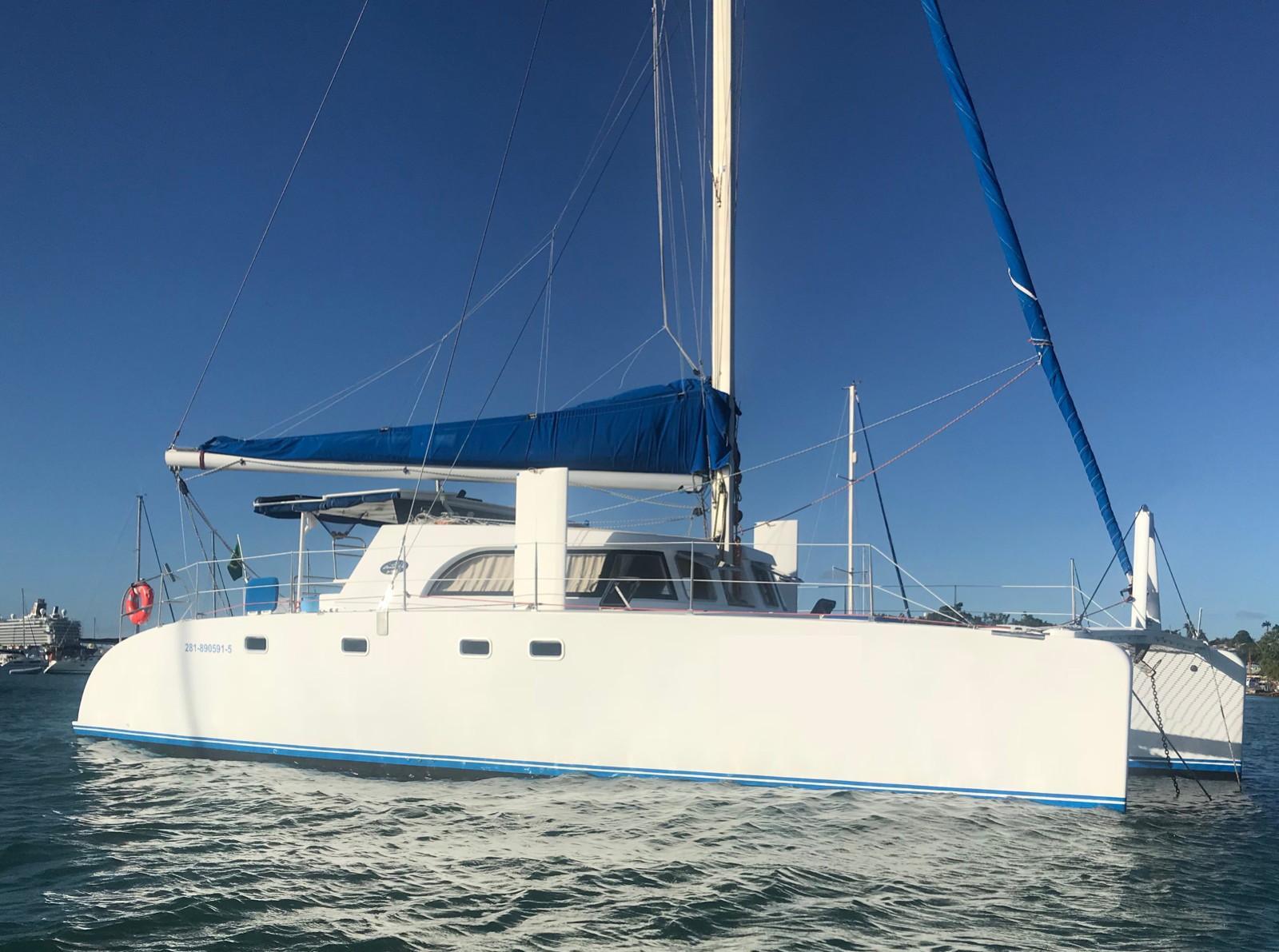 2013 Dolphin Ocema 42 Sail Boat For Sale Wwwyachtworldcom