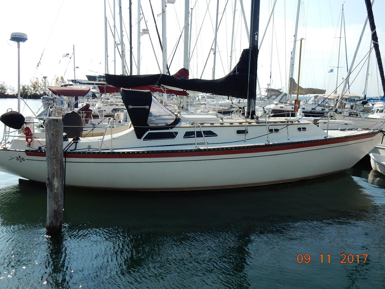 1978 Islander 36 Vela Barca in vendita - www.yachtworld.it
