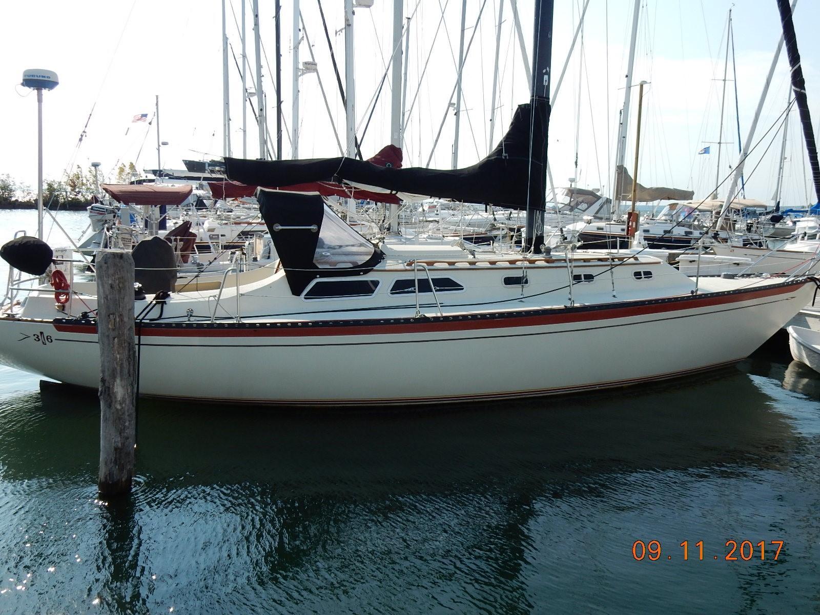 1978 Islander 36 Vela Barca in vendita - www.yachtworld.it