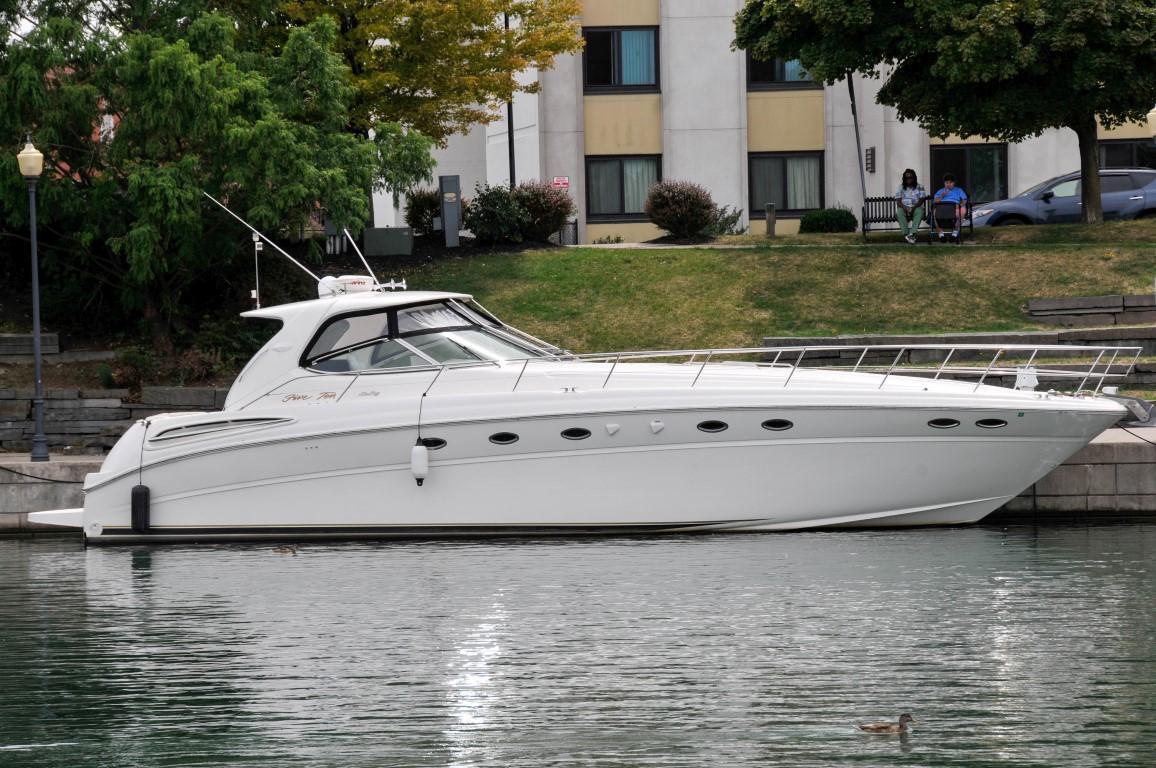 2001 Sea Ray 510 Sundancer Power Boat For Sale Www