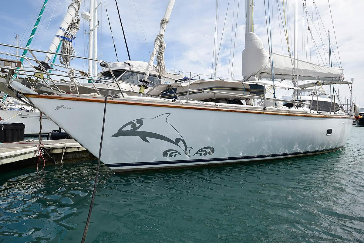 1990 Ocean 45 Sail Boat For Sale Wwwyachtworldcom