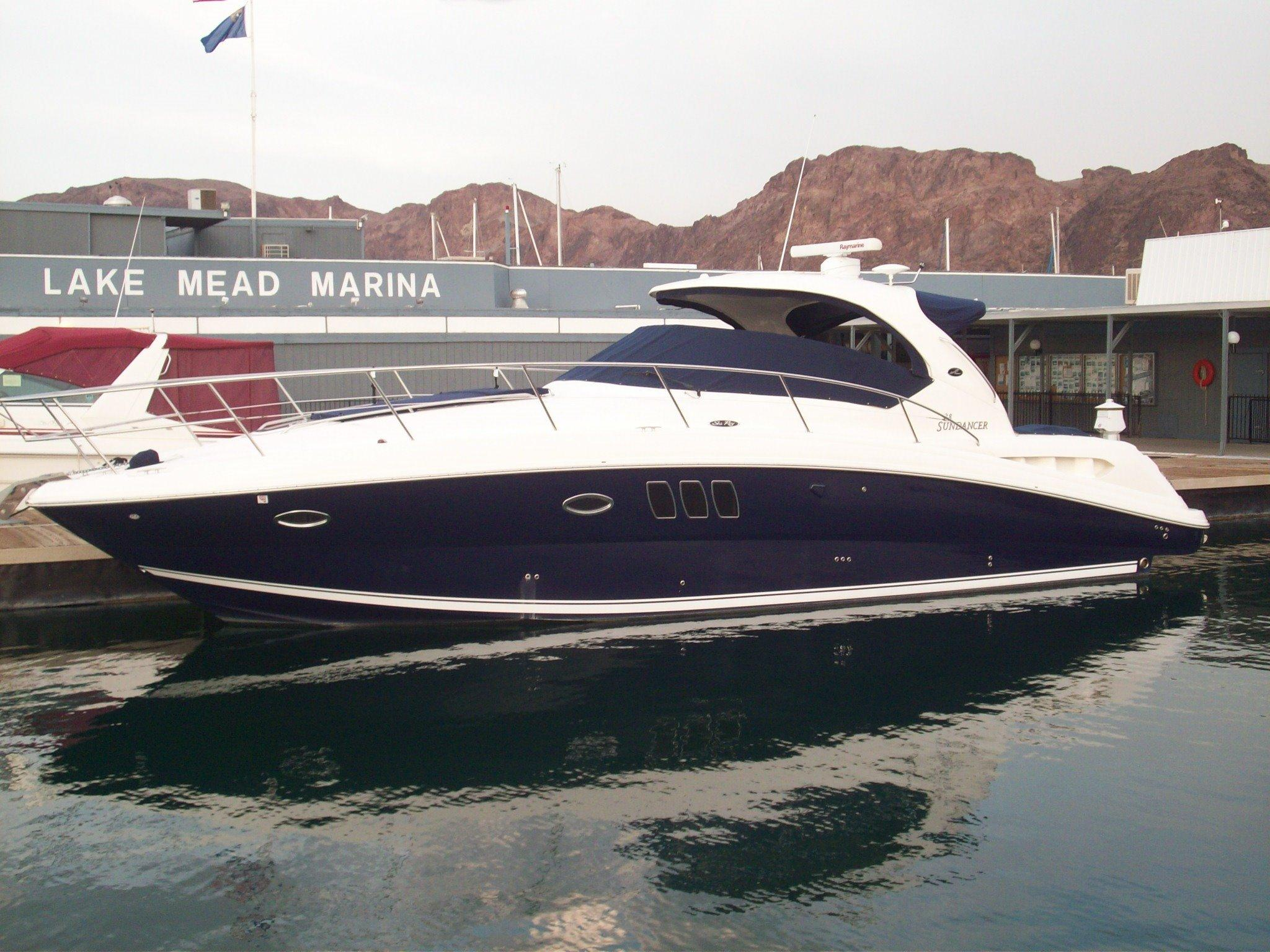 2007 Sea Ray 38 Sundancer Power Boat For Sale Www