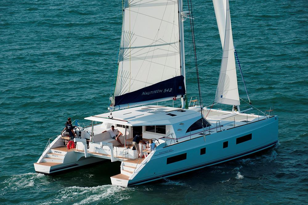 2019 Bavaria Nautitech Catamaran 542 Sail Boat For Sale