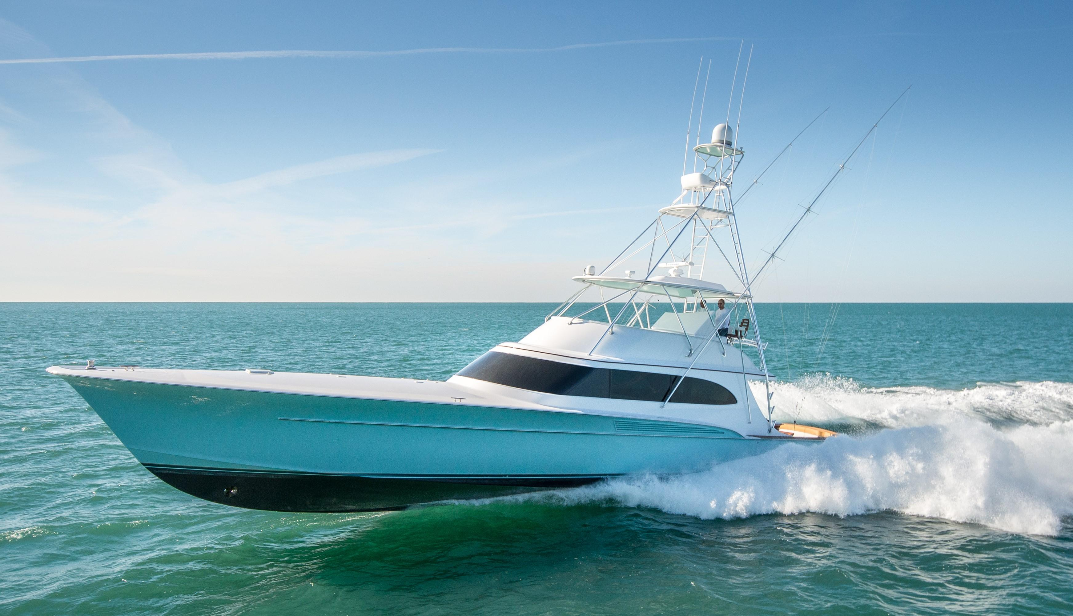 2011 RICKY SCARBOROUGH Custom Carolina Power Boat For Sale
