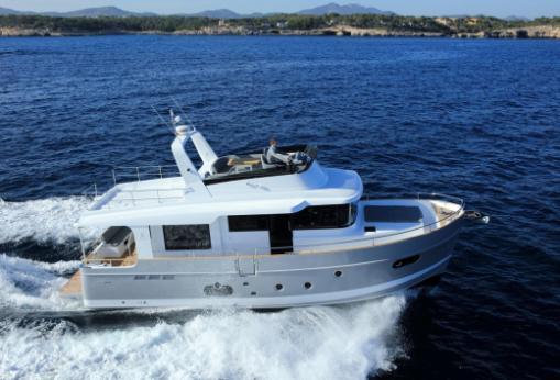Beneteau Swift Trawler 50 Boats For Sale YachtWorld